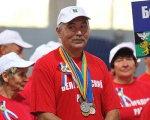 Куценко Юрий Михайлович - серебряный призер ХХII Олимпийских игр 1980 года в г. Москве по легкоатлетическому десятиборью.